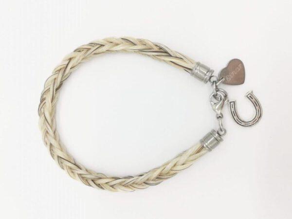 Armband Pferdehaar, Schmuck aus Pferdehaar