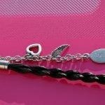 Schlüsselanhänger Pferdehaar mit Anhängern