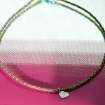 Pferdehaar Halskette